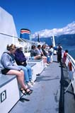 TRA FER MIS  BC  2106513D  VT  NMRPEOPLE ON DECK OF B.C. FERRY TOVANCOUVER ISLANDVANCOUVER ISLAND              07..© CLARENCE W. NORRIS        ALL RIGHTS RESERVEDALYS;BC_;BRITISH;BRITISH_COLUMBIA;COLUMBIA;FERRIES;JENNIE;NORTH_VANCOUVER;PACIFIC;PEOPLE;TOURISM;TRANSPORTATION;TRAVEL;VTL;WATER;WEST_COASTLONE PINE PHOTO                  (306) 683-0889