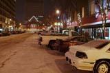 TRA ROA CIT  SK  WDS05H7173DXCARS PARKED ON 21ST STREET AT NIGHT IN WINTERSASKATOON                      ../..© WAYNE SHIELS                ALL RIGHTS RESERVEDAUTOS;OUTDOORS;PARKING;PLAINS;PRAIRIES;SASKATCHEWAN;SASKATOON;SK_;SNOW;STREETS;TRANSPORTATION;URBAN;WINTER LONE PINE PHOTO              (306) 683-0889