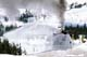 WHITE PASS AND YUKON ROUTE STEAM ROTARY SNOWPLOW, WHITE PASS