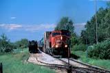 TRA TRA CNR  AB  KJM0305916DCNR DIESEL TRAINELNORA                             07/..© KEVIN MORRIS                ALL RIGHTS RESERVEDAB_;ALBERTA;CNR;DIESEL;ELNORA;LOCOMOTIVES;PLAINS;PRAIRIES;RAIL;RAILROADS;SUMMER;TRAINS;TRANSPORTATIONLONE PINE PHOTO              (306) 683-0889