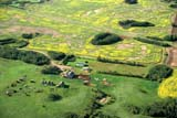AER SUM SCE  SK     1804205DAERIAL VIEW OF FARM AND SUMMER FIELDSABERDEEN                          07/10© CLARENCE W. NORRIS     ALL RIGHTS RESERVED ABERDEEN;AERIAL;FARMING;FIELDS;PLAINS;PRAIRIES;RURAL;SASKATCHEWAN;SCENES;SK_;SUMMER LONE PINE PHOTO              (306) 683-0889