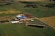 AERIAL VIEW OF FARM AND DUGOUTS, WARMAN