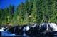 STOTAN FALLS, PUNTLEDGE RIVER, COMOX VALLEY, VANCOUVER ISLAND