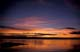 SUNRISE OVER SUTIL CHANNEL, DISCOVERY ISLANDS