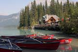 CAL AUT SCE  BC  WFS06E3587DXBOATS AND LODGEEMERALD LAKEYOHO NATIONAL PK          09..© WILLIAM F. SMITH          ALL RIGHTS RESERVEDALPINE;AUTUMN;BC_;BOATS;BRITISH;BRITISH_COLUMBIA;BUILDINGS;CAL_BC;CALENDARS;CANOES;COLUMBIA;CORDILLERA;EMERALD_LAKE;LAKES;LODGES;MOUNTAINS;NP_;NUMBERS;PEOPLE;ROCKIES;ROCKY_MOUNTAINS;SCENES;STRUCTURES;TRANSPORTATION;TREES;WATER;YOHO_NPLONE PINE PHOTO              (306) 683-0889