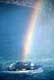 RAINBOW OVER MAID OF THE MIST, NIAGARA FALLS
