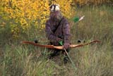 CAL HUN MIS  SK     1616526D  MR#287-288MAN IN CAMOUFLAGEWITH RECURVE BOW IN FALLLANGHAM                            0921© CLARENCE W. NORRIS      ALL RIGHTS RESERVEDACTIVITIES;ADUTLS;ARCHERY;ARROWS;AUTUMN;BOWS;CAL_HUNTING;CALENDARS;CAMOUFLAGE;FOREST;HUNTING;LANGHAM;MALE;MICHAEL;MR_;OUTDOORS;PEOPLE;SASKATCHEWAN;SK_;WEAPONSLONE PINE PHOTO              (306) 683-0889