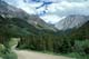 CYLCLIST, VALLEYVIEW TRAIL, KANANASKIS COUNTRY