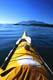 SEA KAYAK BOW, NUCHATLITZ, VANCOUVER ISLAND