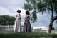 COLONIAL WOMEN IN SUMMER, LOWER FORT GARY