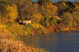 CAL PEO AUT  SK   WS11980D  NMR     MAN ON MEEWASIN TRAIL IN AUTUMNSASKATOON                09..© WAYNE SHIELS          ALL RIGHTS RESERVEDADULTS;AUTUMN;CAL_PEOPLE;CALENDARS;HIKING;MALE;MEEWASIN_TRAIL;OUTDOORS;PEOPLE;PLAINS;PRAIRIES;RIVERS;SASKATCHEWAN;SASKATOON;SCENES;SK_;TREES;WATERLONE PINE PHOTO        (306) 683-0889