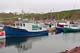 KAYLA AMANDA, FISHING BOATS IN MARINA, ST. BRIDE'S HARBOUR