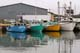 FISHING BOATS AT DOCK, ST. BRIDE'S HARBOUR