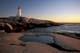 PEGGY'S COVE LIGHTHOUSE, PEGGY'S COVE