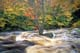 RUNNING WATER AND FALL COLOURS, WEST BRANCH BEAR RIVER