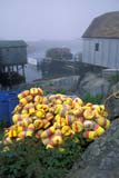 CAL AUT SCE  NS  CRS0000217D  VTFISH SHACKS AND BUOYSBLUE ROCKS                         10/..© CLIFF SANDESON             ALL RIGHTS RESERVEDAUTUMN;BLUE_ROCKS;BULDINGS;BUOYS;CAL_NS;CALENDARS;COASTS;EAST_COAST;ELEMENTS;FISH;FISH_SHACKS;FISHING;FOG;INDUSTRY;MARITIMES;NOVA;NOVA_SCOTIA;NS_;OCEAN;SCENES;SCOTIA;SHACKS;STRUCTURES;VTL;WATERLONE PINE PHOTO              (306) 683-0889