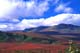 FALL COLOURED MOUNTAIN AND SKY, DEMPSTER HIGHWAY