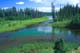 SUMMER NORTHERN LAKE, DEMPSTER HIGHWAY