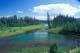 SUMMER LAKE, DEMPSTER HIGHWAY