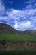ARCTIC COTTON, HILLS AND CLOUDS, DEMPSTER HIGHWAY