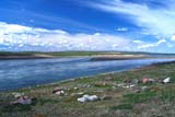 CAL SUM SCE  NT  IAW1704102DTENT RING ON SHORE OF RIVER THELON RIVER              07/. . © IAN A. WARD             ALL RIGHTS RESERVEDABORIGINAL;ARCTIC;CAL_NT;CALENDARS;FIRST;FIRST_NATIONS;HOMES;NATIONS;NORTHWEST;NORTHWEST_TERRITORIES;NT_;NWT;RING;RIVERS;ROCKS;SCENES;SHIELD;SHORELINE;SUMMER;TENT_RING;TENTS;TERRITORIES;THELON_RIVER;WATERLONE PINE PHOTO        (306) 683-0889
