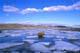 ICE FLOES ON TIDAL POOL