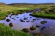 ITABIAK RIVER FLOWING THROUGH ARCTIC TUNDRA, KENT PENINSULA