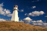 CAL AUT SCE  SK     1413219AD LIGHTHOUSE ON HILLTOPBLUE SKY AND CLOUDSCOCHIN                               10/08© CLARENCE W. NORRIS      ALL RIGHTS RESERVEDAUTUMN;CAL_SK;CALENDARS;COCHIN;LIGHTHOUSES;PLAINS;PRAIRIES;RURAL;SAFETY;SASKATCHEWAN;SCENES;SK_;STRUCTURES  LONE PINE PHOTO              (306) 683-0889