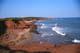 CAVENDISH BEACH, PEI NATIONAL PARK