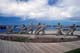 FISHERMEN'S SCULPTURE, ETANG-DU-NORD BY ROGER LANGEVIN, MAGDALEN ISLANDS, GULF OF SAINT LAWRENCE