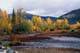 OGILVIE RIVER IN FALL, DEMPSTER HIGHWAY