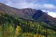 MOUNTAINS IN FALL, DEMPSTER HIGHWAY