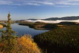 CAL AUT SCE  YT  PEH04HF060DX  FOGBANK OVER RIVER VALLEYWHITEHORSE                      ....© PHIL HOFFMAN                ALL RIGHTS RESERVEDAUTUMN;CAL_YT;CALENDARS;CORDILLERA;ELEMENTS;FOG;RIVERS;SCENES;VALLEYS;WEATHER;WHITEHORSE;YT_;YUKONLONE PINE PHOTO              (306) 683-0889