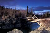 CAL AUT SCE  YT  PEH1000040DCANYON CREEK BRIDGEAISHIHIK RIVERWHITEHORSE                      10..© PHIL HOFFMAN                ALL RIGHTS RESERVEDAISHIHIK_RIVER;AUTUMN;BOREAL;BRIDGES;CAL_YT;CALENDARS;CORDILLERA;GEOMETRY;RIVERS;SCENES;STRUCTURES;YT_;YUKONLONE PINE PHOTO              (306) 683-0889