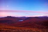 CAL AUT SCE  YT  PEH1000022DMOON OVER COAL LAKEYUKON                               09..© PHIL HOFFMAN                ALL RIGHTS RESERVEDALPINE;AUTUMN;CAL_YT;CALENDARS;COAL_LAKE;CORDILLERA;MOON;SCENES;SUNSETS;YT_;YUKONLONE PINE PHOTO              (306) 683-0889