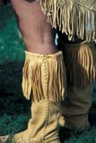 CUL NAT POW ON  LDL1000167D  VTLADY WITH MOCCASINS, POW WOW DANCER FRINGE BENEFITSONTARIO                            07/..© L. DIANE LACKIE               ALL RIGHTS RESERVEDABORIGINAL;CENTRAL;CLOTHING;COSTUMES;CULTURE;FIRST;FIRST_NATIONS;FRINGE;LEATHER;LEGS;MOCCASINS;NATIONS;ON_;ONTARIO;PEOPLE;POW;POW_WOW;SUMMER;VTL;WOWLONE PINE PHOTO              (306) 683-0889