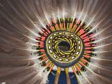 CUL NAT POW  SK  CWN02D4214D          FEATHERS AND COSTUME AT POW WOW SASKATOON                       1019© CLARENCE W. NORRIS      ALL RIGHTS RESERVEDABORIGINAL;BEADS;COSTUMES;CRAFTS;CULTURE;DANCE;FEATHERS;FIRST;FIRST_NATIONS;NATIONS;PEOPLE;PLAINS;POW;POW_WOW;PRAIRIES;SASKATCHEWAN;SASKATOON;SK_;WOW
