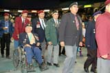 CUL NAT POW  SK  WDS05E7997DX      VETERANS AT POW WOW2005 CULTURAL CELEBRATION & POW WOWSASKATOON                     ....© WAYNE SHIELS               ALL RIGHTS RESERVEDABORIGINAL;CROWDS;CULTURE;DISABILITIES;ELDERS;FIRST;FIRST_NATIONS;GROUPS;INDOORS;MALE;NATIONS;PEOPLE;PLAINS;POW;POW_WOW;PRAIRIES;SASKATCHEWAN;SASKATOON;SENIORS;SK_;UNIFORMS;VETERANS;WHEELCHAIRS;WOWLONE PINE PHOTO              (306) 683-0889