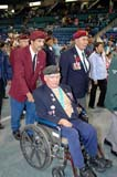 CUL NAT POW  SK  WDS05E7998DX  VT    VETERANS AT POW WOW2005 CULTURAL CELEBRATION & POW WOWSASKATOON                     ....© WAYNE SHIELS               ALL RIGHTS RESERVEDABORIGINAL;CROWDS;CULTURE;DISABILITIES;ELDERS;FIRST;FIRST_NATIONS;GROUPS;INDOORS;MALE;NATIONS;PEOPLE;PLAINS;POW;POW_WOW;PRAIRIES;SASKATCHEWAN;SASKATOON;SENIORS;SK_;UNIFORMS;VETERANS;VTL;WHEELCHAIRS;WOWLONE PINE PHOTO              (306) 683-0889