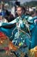 FEMALE POW WOW DANCER, CLOSE-UP, SASKATOON