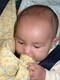 ABORIGINAL BABY AT POW WOW, SASKATOON