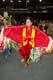 ABORIGINAL FEMALE DANCER AT POW WOW, SASKATOON