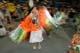 FEMALE ABORIGINAL POW WOW DANCER, SASKATOON