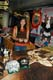 WOMAN SHOPPING FOR ABORIGINAL CRAFTS, CULTURAL CELEBRATION AND POW WOW, SASKATOON