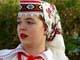 UKRAINIAN DANCER'S HEAD PIECE, SASKATOON