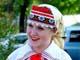 UKRANIAN DANCER'S HEAD PIECE, SASKATOON