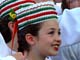 UKRAINIAN DANCERS HEAD PIECE, SASKATOON