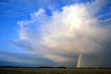 ELE RAI BOW  SK   WS21165D     RAINBOW OVER FIELDWARMAN                            09/. .© WAYNE SHIELS                ALL RIGHTS RESERVEDCLOUDS;ELEMENTS;FARMING;FIELDS;PLAINS;PRAIRIES;RAIN;RAINBOWS;RURAL;SASKATCHEWAN;SK_;SKY;SUMMER;WARMAN;WEATHERLONE PINE PHOTO                  (306) 683-0889