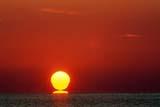 ELE SUN SET  MB  IAW1504113DSUNSET OVER WATERARNES                                 07© IAN A. WARD                    ALL RIGHTS RESERVEDARNES;LAKE_WINNIPEG;LAKES;MANITOBA;MB_;PLAINS;PRAIRIES;SCENES;SKY;SUMMER;SUN;SUNSETS;WATERLONE PINE PHOTO              (306) 683-0889
