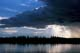 THUNDERSTORM OVER WATER, THELON RIVER
